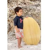 LASSIG Splash & Fun Board Shorts - Crawfish