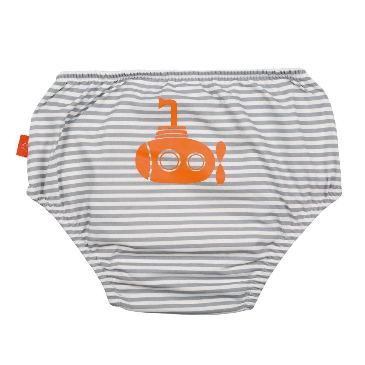LASSIG Swim Diaper - Submarine