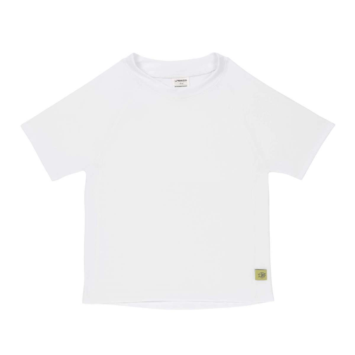 LASSIG Short Sleeve UPF Shirt - White