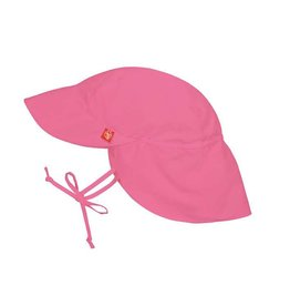 LASSIG Sun Protection Flap Hat - Pink