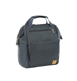 LASSIG LASSIG Glam Goldie Backpack Diaper Bag - Anthracite
