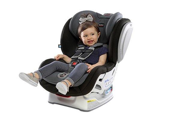 Britax Britax Advocate ClickTight Safewash Convertible Car Seat (Otto)
