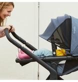 Nuna Nuna Demi Grow Stroller + Adapters + Rain Cover