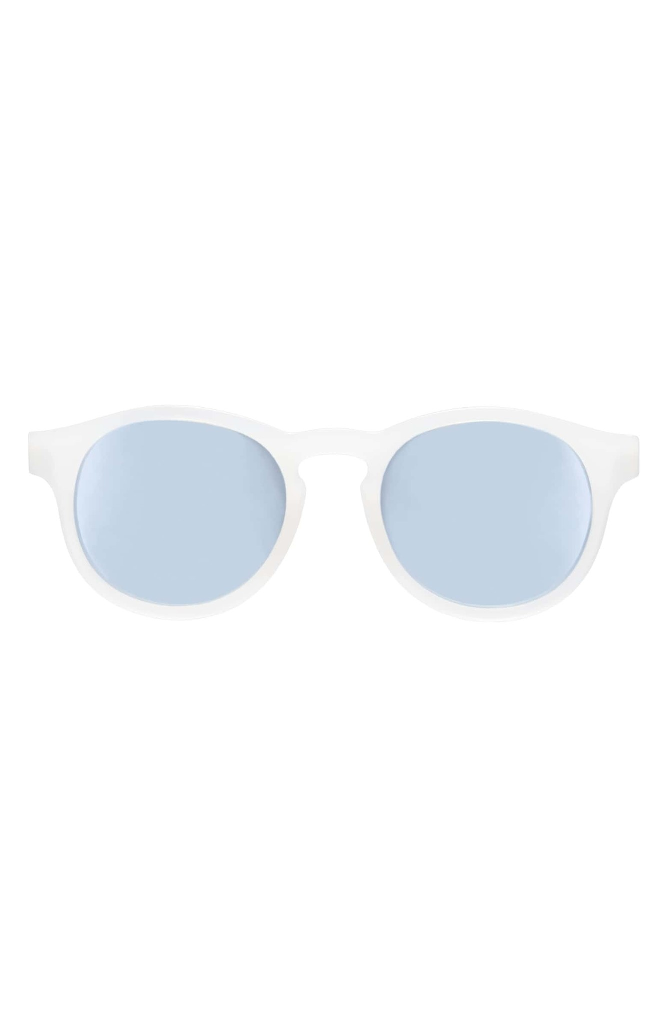 Babiators Babiators  Polarized - Jet Setter (Transparent + Light Blue Lens)