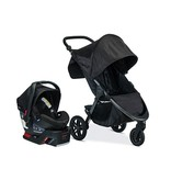 britax Britax B-Free Travel System with B-Safe Ulta