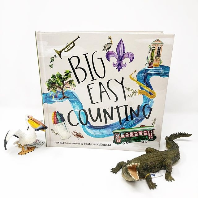 Books Big Easy Counting Book