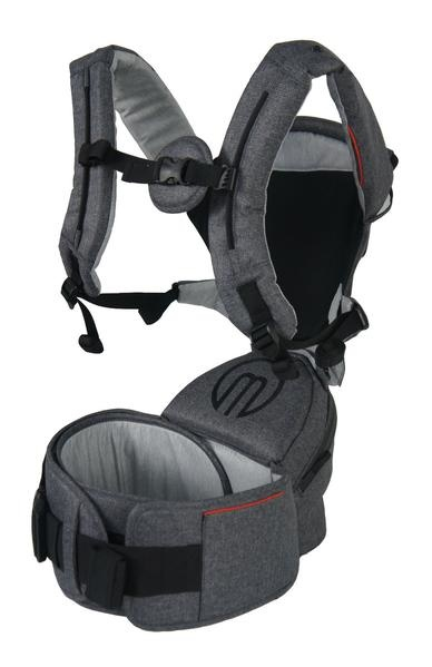 MiaMily MiaMily Hipster Smart Carrier - Grey