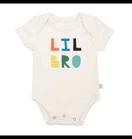 Finn + Emma finn + emma Graphic Bodysuit - Lil Bro