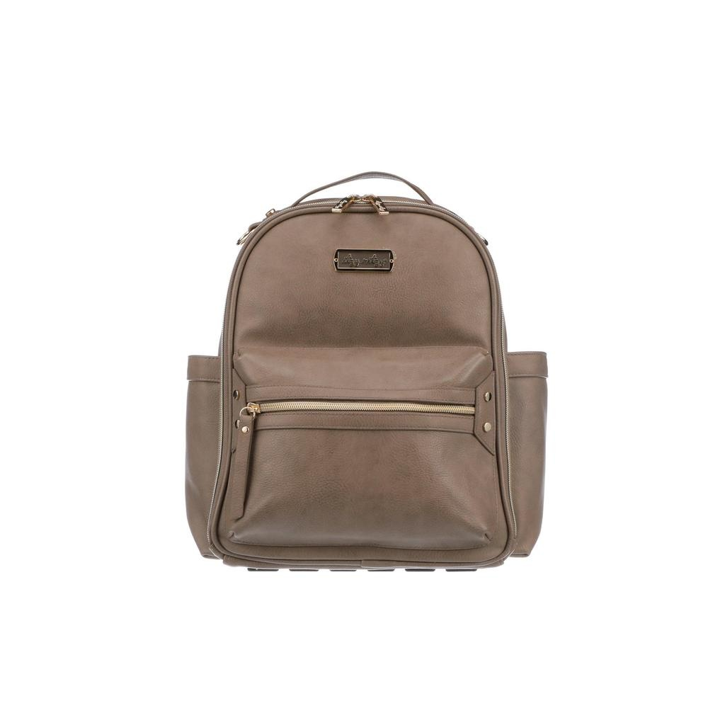 Itzy Ritzy Itzy Ritzy Mini Diaper Bag Backpack - Taupe