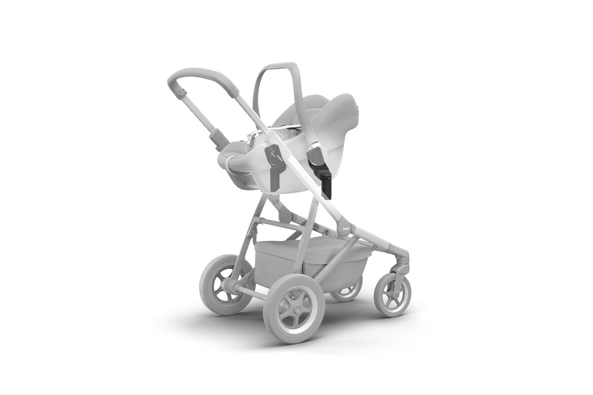 Thule Thule Sleek Car Seat Adaptor (Cybex/Nuna/Maxi Cosi)