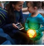 LumieWorld LumieWorld LumiPets LED Night Light Companion with Remote Control