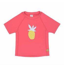 LASSIG Short Sleeve Rashguard - Pineapple