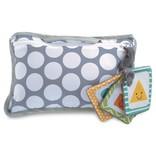 Boppy Boppy® Luxe Shopping Cart Cover -  Jumbo Dots