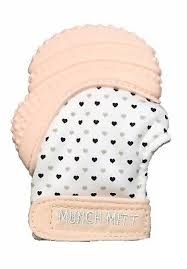 Malarkey Kids Munch Mitt Baby Teething Mitten