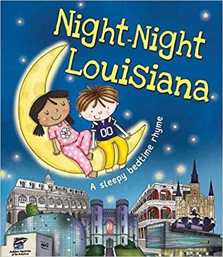 Books Night-Night Louisiana