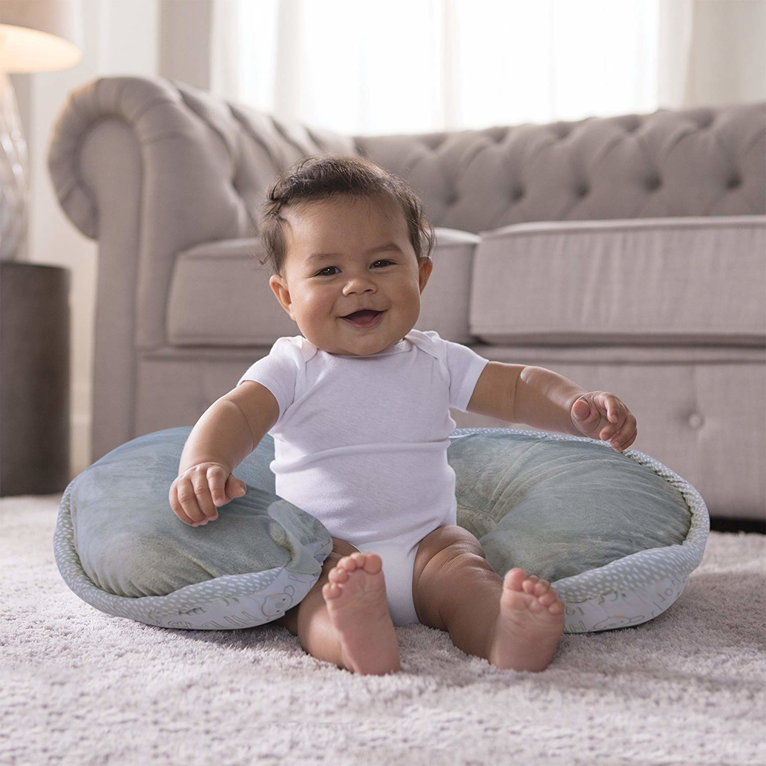 Boppy Boppy® Luxe Nursing and Infant Support Pillow