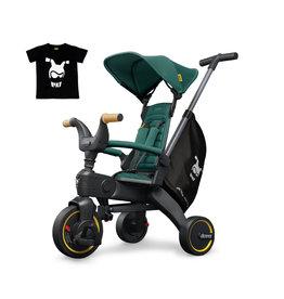 Doona Doona Liki Trike S5 - Bundle + T-Shirt (Limited Edition)