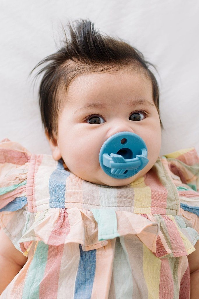 Itzy Ritzy Itzy Ritzy Sweetie Soother Silicone Pacifier 2 Pack (various colors)