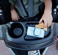 BOB BOB Stroller Single Snack Tray