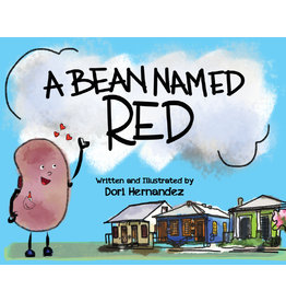 Books A Bean Named Red Hardcover Book