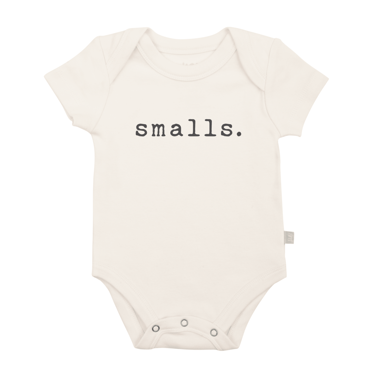 Finn + Emma finn + emma Graphic Bodysuit - Smalls (white background)