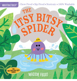 Indestructibles Baby Books Indestructibles: Itsy Bitsy Spider