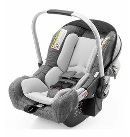 Stokke Stokke® PIPA™ by Nuna® and Base Black Melange