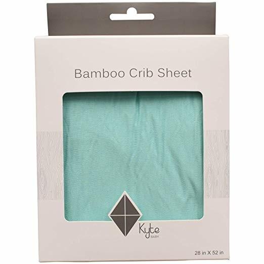 Kyte Baby Kyte Baby Bamboo Crib Sheet