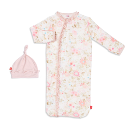 Magnetic Me Magnetic Me Modal Gown & Hat Set - In Full Bloom (NB-3M)