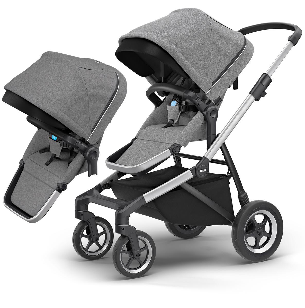 Thule Thule Sleek Double Stroller