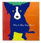 Books Why Is Blue Dog Blue