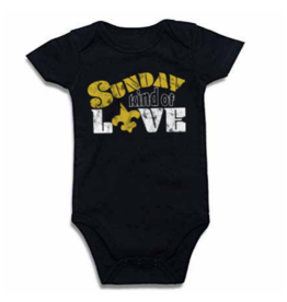 Sunday Kind of Love Onesie