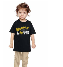 Le Petitee Sunday Kind of Love T-shirt