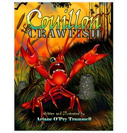 Books The Couillon Crawfish - Hardcover (Autographed Copy)