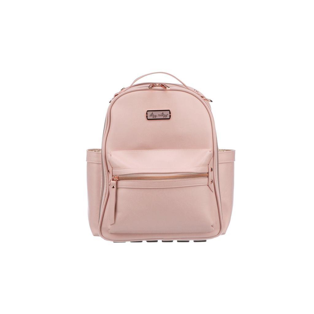 Itzy Ritzy Itzy Ritzy Mini Diaper Bag Backpack - Blush