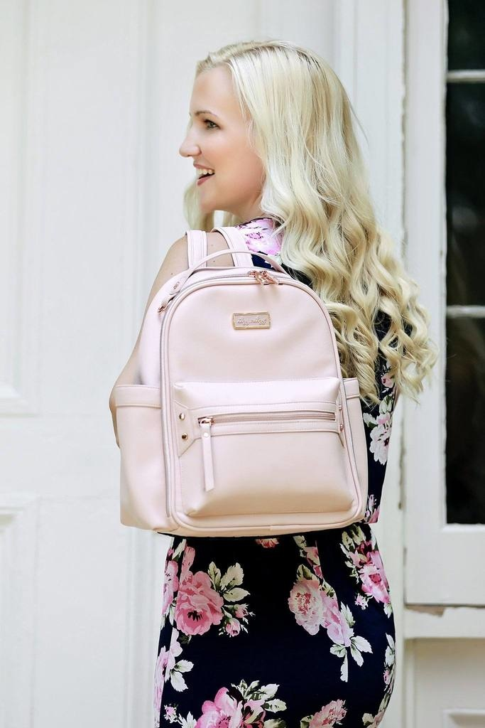 Itzy Ritzy Mini Diaper Bag Backpack