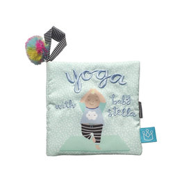 Manhattan Toys Baby Stella Soft Yoga Book