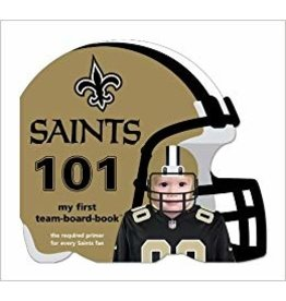 Books New Orleans Saints 101