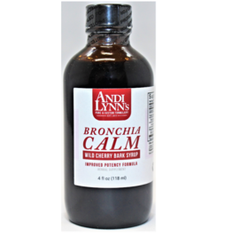 Andi Lynn's Andi Lynn's Bronchia Calm (Cough & Calm) 4oz (in store or curbside pickup only)