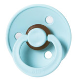 BIBS BIBS Classic Round Natural Rubber Pacifier - Size 1