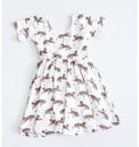 Nola Tawk Tigers Organic Cotton Dress