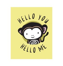 Books Hello You, Hello Me: A Soft Daytime Book With Mirrors