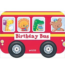 Books Birthday Bus