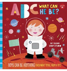 Books ABC What Can He Be - Hardcover