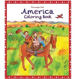 Books America Coloring Book