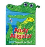 Books Andy Alligator Board Book