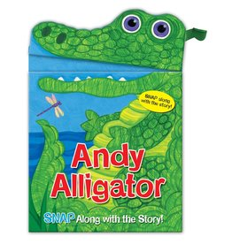 Books Andy Alligator Board Book