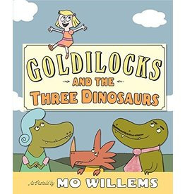 Books Goldilocks & The 3 Dinosaurs