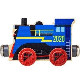 Maple Landmark Name Train 2020 Engine