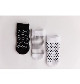 Squid Socks Squid Socks - Carson Collection (Tribal Print, Stripes, & Polka Dots)